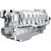 Двигатель ЯМЗ-8401.10-24 (МЗКТ) без КПП и сц. (650 л.с.) АВТОДИЗЕЛЬ