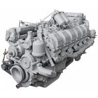 Двигатель ЯМЗ-850.10 (ЧЗПТ) без КПП и сц. (560 л.с.) с ЗИП АВТОДИЗЕЛЬ