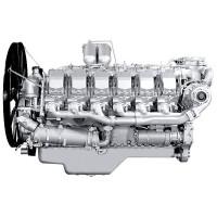 Двигатель ЯМЗ-8501.10 (ЧЗПТ) без КПП и сц. (440 л.с.)