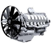 Двигатель ЯМЗ-8503.10 без КПП и сц. (490 л.с.) АВТОДИЗЕЛЬ