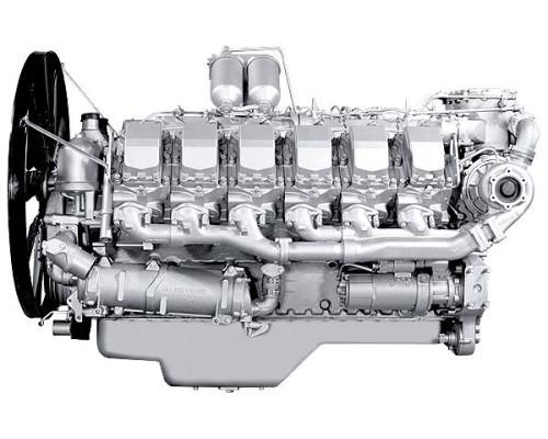 Двигатель ЯМЗ-8504.10-12 без КПП и сц. АВТОДИЗЕЛЬ