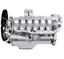 Двигатель ЯМЗ-8504.10-2 (ЯСУ500Б2) без КПП и сц. (500 л.с.) АВТОДИЗЕЛЬ