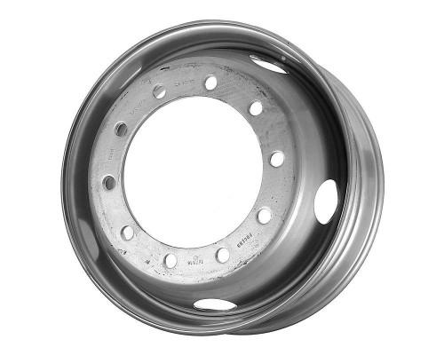 Диск колесный КАМАЗ-ЕВРО (7.5х22.5) дисковый для бескамерной шины (ОАО КАМАЗ)