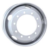 Диск колесный КАМАЗ-ЕВРО (7.5х22.5) дисковый для бескамерной шины ЧКПЗ