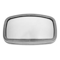 Зеркало боковое КАМАЗ,МАЗ основное сферическое с подогревом 24V 320х180 ОАО МАЗ-БЕЛОГ
