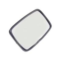 Зеркало боковое КАМАЗ,МАЗ основное сферическое с подогревом 24V 357х177 антиблик ОАО МАЗ-БЕЛОГ