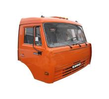 Кабина КАМАЗ-53205 в сборе (без спального места,высокая крыша) (ОАО КАМАЗ)