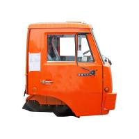 Кабина КАМАЗ-5511 в сборе (без спального места, низкая крыша, фары в бампере) (ОАО КАМАЗ) №