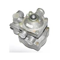 Клапан ЗИЛ,КАМАЗ МАЗ двухпроводный управления тормозами прицепа с клапаном обрыва