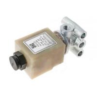 Клапан электромагнитный МАЗ 24V КЭБ 420 С-01 в сборе (штоковый разъем) СЭПО