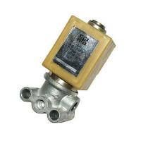 Клапан электромагнитный МАЗ 24V КЭБ 421-02 в сборе (штоковый разъем) СЭПО