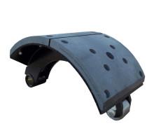 Колодки тормозные МАЗ-5440 (220мм, внутренние с пружиной) (1шт.) АККОР