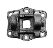 Кронштейн МАЗ крепления цилиндра подъема (штанги реактивной) ОАО МАЗ