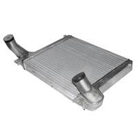Охладитель КАМАЗ-4308 и модификации наддувочного воздуха алюминиевый тепл. эффект 85% ЛРЗ