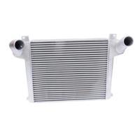 Охладитель КАМАЗ-4308,43253,43255 дв.CUMMINS EQB-180.20 алюминиевый LUZAR