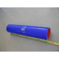 Патрубок МАЗ радиатора нижний (L=370мм, d=70) силикон