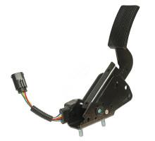 Педаль акселератора КАМАЗ-ЕВРО-4 электронная подвесная (дв.CUMMINS) KONGSBERG