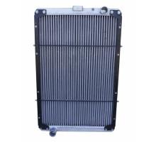 Радиатор КАМАЗ-6350 алюминиевый ШААЗ