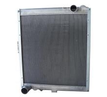 Радиатор КАМАЗ-65115-117 алюминиевый дв.CUMMINS ЕВРО-3 ШААЗ