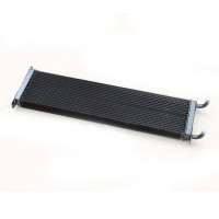 Радиатор масляный УРАЛ-4320,5557 дв.ЯМЗ медный ШААЗ