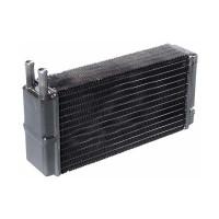 Радиатор отопителя УРАЛ-4320 алюминиевый ПОАР