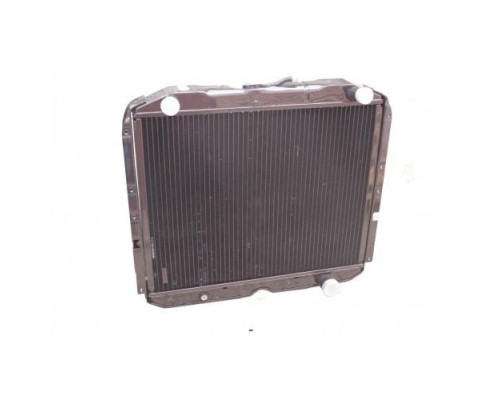 Радиатор УРАЛ-4320,5323 медный 3-х рядный дв.ЯМЗ ШААЗ