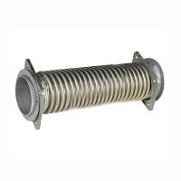 Сильфон КАМАЗ-ЕВРО-2,3 в сборе (нержавеющая сталь) L=360мм, D=80мм ГС