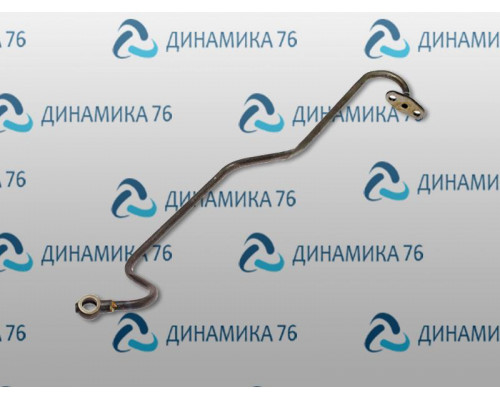 Трубка МАЗ дв.Д-245.30Е2,Д-245.9Е2 масляная подводящая ЕВРО-2 к ТКР ММЗ