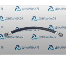 Трубка топливная ГАЗ-3309 низкого давления Евро-2 365мм ММЗ