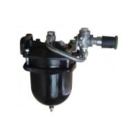 Фильтр топливный КАМАЗ грубой очистки с подогревателем и насосом в сборе ЛААЗ