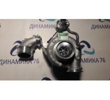 Турбокомпрессор ЯМЗ ЕВРО-5 (ГАЗ-3309,150 л) CZ Strakonice (Аналог ТКР 50.09.16, C13-275-01)