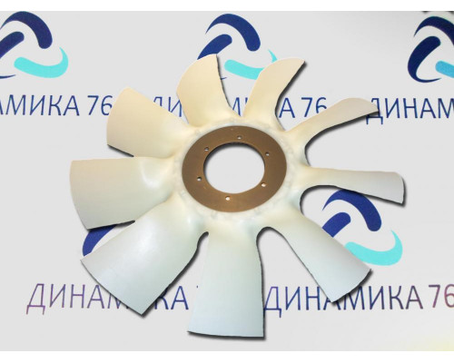 Крыльчатка d=660 мм, для вязкомуфты Borg Warner, ТМЗ 8481.10