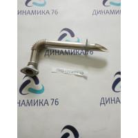 Трубка ЯМЗ-534 рециркуляции радиатора отработавших газов