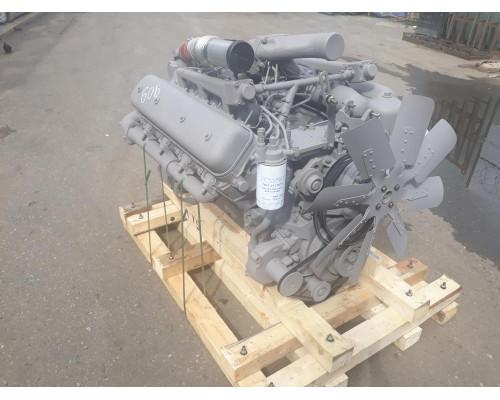 Двигатель ЯМЗ-7511.10-58 без КПП и сц. (К-714) (400 л.с.) АВТОДИЗЕЛЬ
