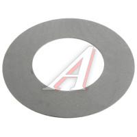 Накладка диска сцепления ЗИЛ-130 Dнар.=340мм;dвн.=186мм;hтолщ.=4мм УРАЛАТИ