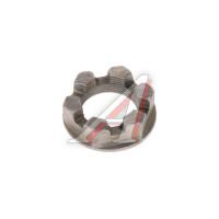Гайка М39х2.0-5Н6Н МАЗ штанги реактивной,буксирного прибора (тефлон) MEGAPOWER