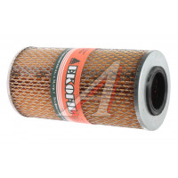 Элемент фильтрующий КАМАЗ-ЕВРО,ЯМЗ масляный (бумага) ЭКОФИЛ