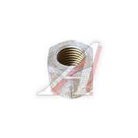 Гайка М22х2.5 стремянки передней УРАЛ (АО АЗ УРАЛ)