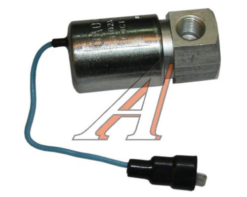 Клапан электромагнитный КАМАЗ топливный 24V ПРАМО-Электро