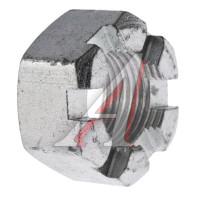 Гайка М18х1.5 МАЗ оси подрессоривания кабины, регулировки колонки рулевой ОАО МАЗ