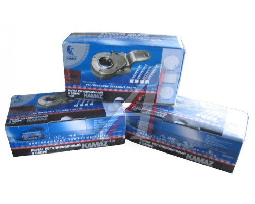 Рычаг тормоза регулировочный КАМАЗ 8т задний правый KNORR-BREMSE (ОАО КАМАЗ)