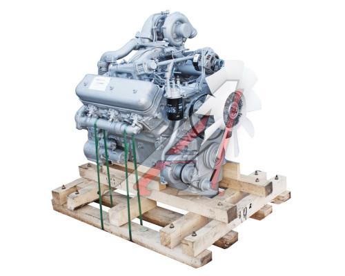 Двигатель ЯМЗ-236НЕ2-3 без КПП и сц. (230 л.с.)(НЕ ЗАВОД)