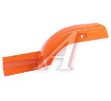 Крыло КАМАЗ левое передняя часть (рестайлинг) (кабина без спальника) оранжевый ОАО РИАТ