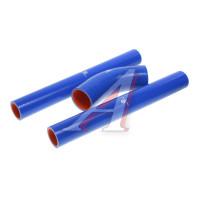 Патрубок МАЗ-500 радиатора комплект 3шт. силикон