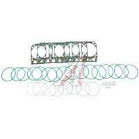 Ремкомплект КАМАЗ-ЕВРО двигателя РТИ силикон (4 поз./6 дет.на 1 цилиндр) СТРОЙМАШ