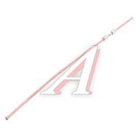 Трубка тормозная УРАЛ переднего ГТЦ в сборе L=490мм/d=6мм медь (АО АЗ УРАЛ)