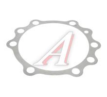 Прокладка УРАЛ регулировочная толщина 0.1мм (цилиндрическая пара) (АО АЗ УРАЛ)