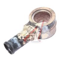 Угольник УРАЛ золотника механизма рулевого поворотный с трубкой в сборе (АО АЗ УРАЛ)