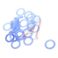 Кольцо КАМАЗ уплотнительное ГБЦ синий силикон