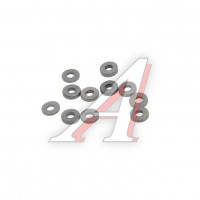 Ремкомплект ЯМЗ прокладок регулировочных форсунки (11 наименований) АЗПИ